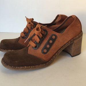 Designer Originals Jacqueline Retro 70's Loafers